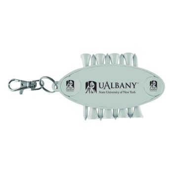 University of Albany-Caddy Bag Tag