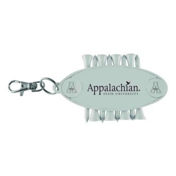 Appalachian State University-Caddy Bag Tag