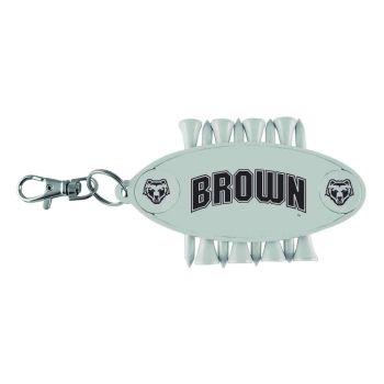 Brown University-Caddy Bag Tag