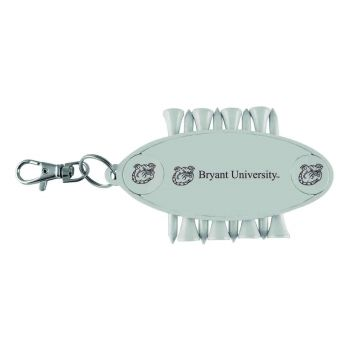 Bryant University-Caddy Bag Tag