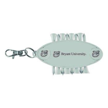 Bryant University-Caddy Bag Tag