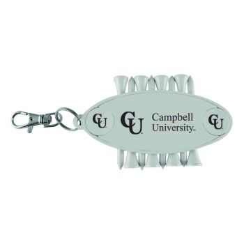 Campbell University-Caddy Bag Tag