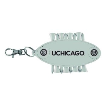 University of Chicago-Caddy Bag Tag