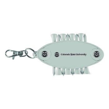Colorado State University-Caddy Bag Tag