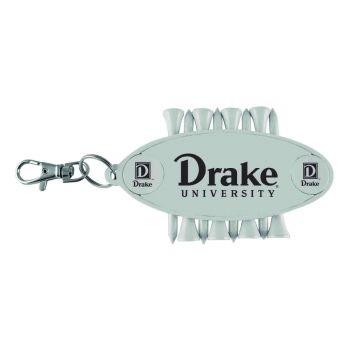 Drake University-Caddy Bag Tag