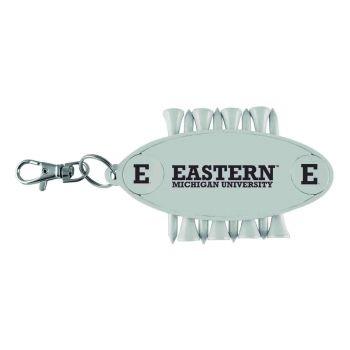 Eastern Michigan University-Caddy Bag Tag