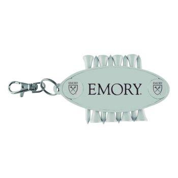 Emory University-Caddy Bag Tag
