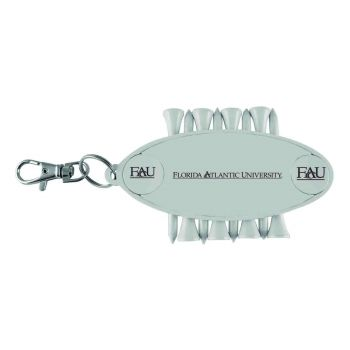 Florida Atlantic University-Caddy Bag Tag