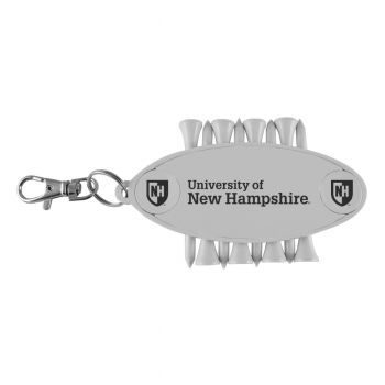 University of New Hampshire-Caddy Bag Tag