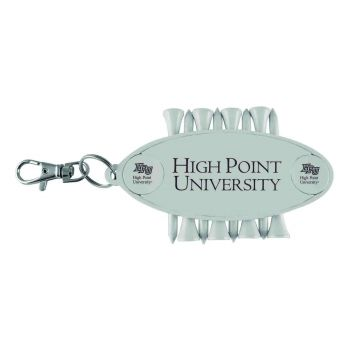 High Point University-Caddy Bag Tag