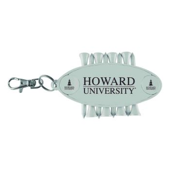 Howard University -Caddy Bag Tag