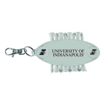 University of Indianapolis-Caddy Bag Tag