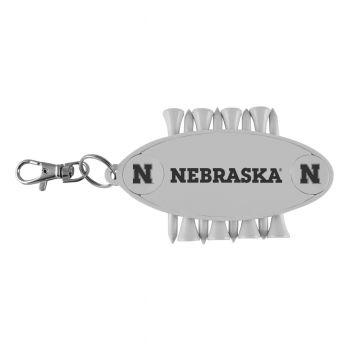 University of Nebraska-Caddy Bag Tag