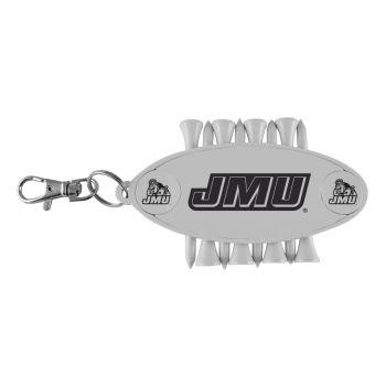 James Madison University-Caddy Bag Tag