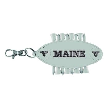 University of Maine-Caddy Bag Tag