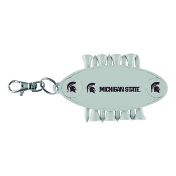 Michigan State University-Caddy Bag Tag