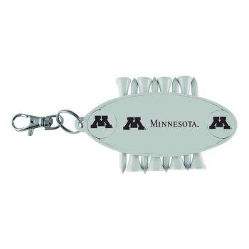University of Minnesota-Caddy Bag Tag