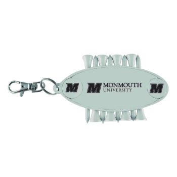 Monmouth University-Caddy Bag Tag