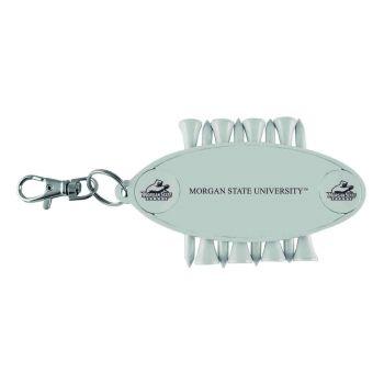 Morgan State University-Caddy Bag Tag