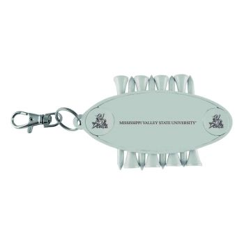 Mississippi Valley State University-Caddy Bag Tag