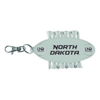University of North Dakota-Caddy Bag Tag