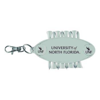 University of North Florida-Caddy Bag Tag