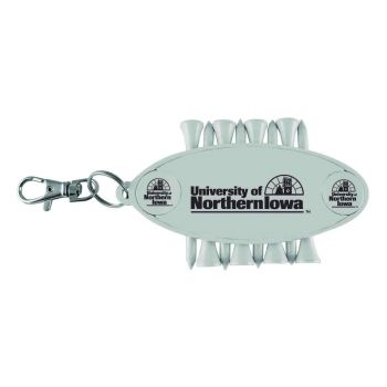 University of Northern Iowa-Caddy Bag Tag