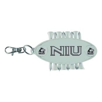 Northern Illinois University-Caddy Bag Tag