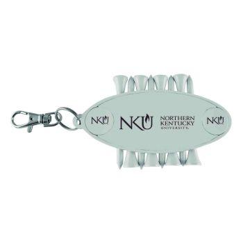 Northern Kentucky University-Caddy Bag Tag