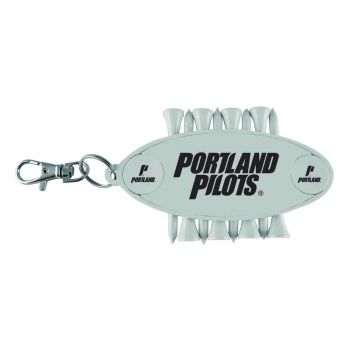 The University of Portland-Caddy Bag Tag