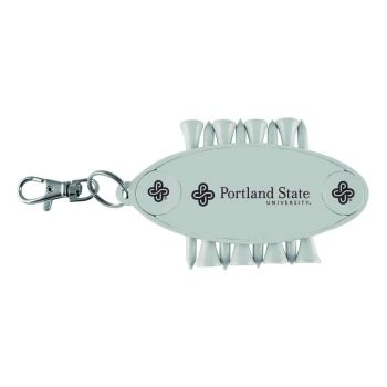 Portland State University-Caddy Bag Tag