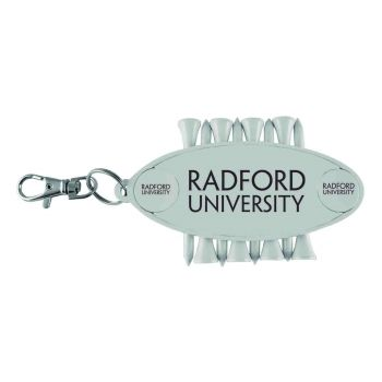 Radford University-Caddy Bag Tag