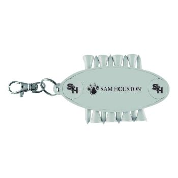 Sam Houston State University-Caddy Bag Tag