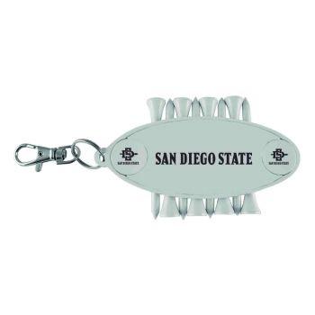 San Diego State University-Caddy Bag Tag