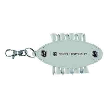 Seattle University-Caddy Bag Tag
