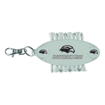 University of Southern Mississippi-Caddy Bag Tag