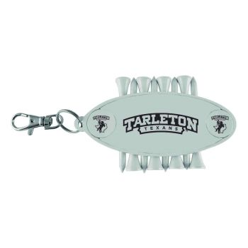 Tarleton State University-Caddy Bag Tag