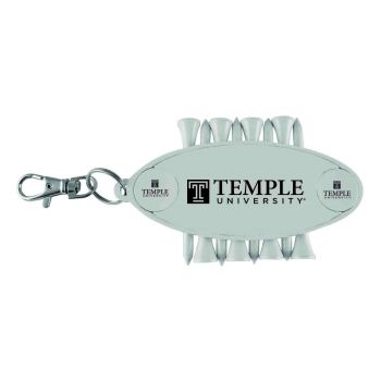Temple University-Caddy Bag Tag
