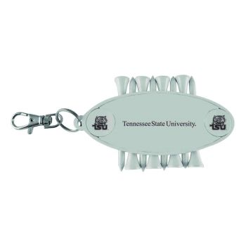 Tennessee State University-Caddy Bag Tag