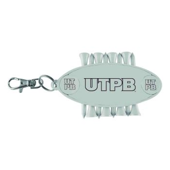 The University of Texas at The Permian Basin-Caddy Bag Tag
