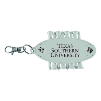 Texas Southern University-Caddy Bag Tag