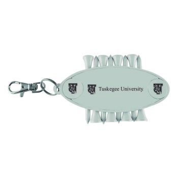 Tuskegee University-Caddy Bag Tag