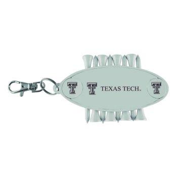 Texas Tech University-Caddy Bag Tag