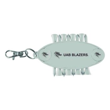 University of Alabama at Birmingham-Caddy Bag Tag