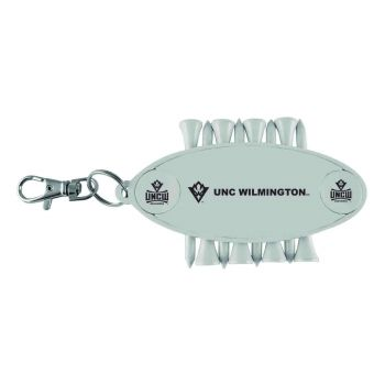 University of North Carolina Wilmington -Caddy Bag Tag