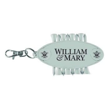 College of William & Mary-Caddy Bag Tag