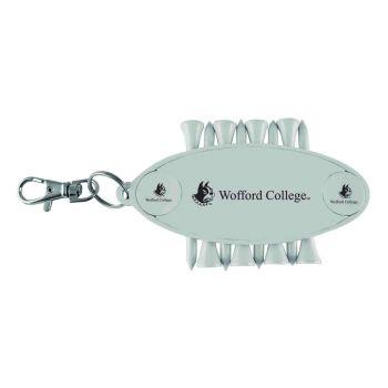 Wofford College-Caddy Bag Tag