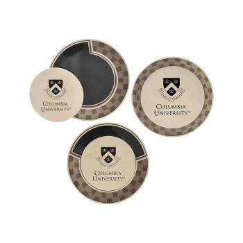 Columbia University-Poker Chip Golf Ball Marker