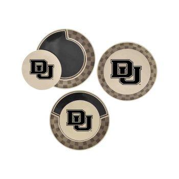 University of Denver-Poker Chip Golf Ball Marker