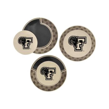 Fordham University-Poker Chip Golf Ball Marker